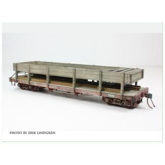 Mount Blue - SR&RL TYPE CABOOSE INTERIOR - NG Trains